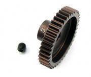 Zeppin Racing Hardened Alu The Silent Pinion 48 pitch