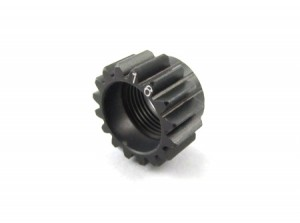 Zeppin Racing Pinion 1st 16T 7075 Hard Coated For 733