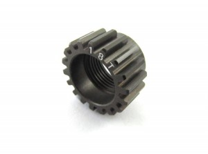 Zeppin Racing Pinion 1st 18T 7075 Hard Coated For 733