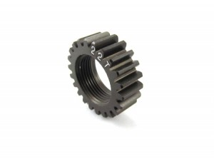 Zeppin Racing Pinion 2nd 22T 7075 Hard Coated For 733