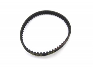 Zeppin Racing Rubber Rear Belt for MTX-4 NT1