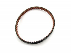 Zeppin Racing Rubber Front Belt for NT1 and Rear 733