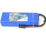 Zeppin Racing LiFe 1500mah 6.6V RX Battery Flat Pack