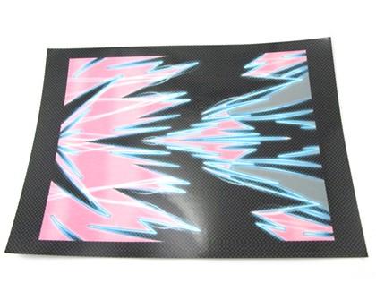 Zeppin Racing Lipo Battery Skin – Pink