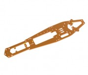 Zeppin Racing Chassis 7075 Hard Coated 5mm For RX8