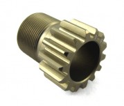 Zeppin Racing Alu 1st Pinion 14T for MTX-5