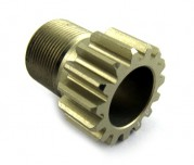 Zeppin Racing Alu 1st Pinion 15T for MTX-5