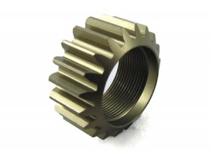 Zeppin Racing Alu 2nd Pinion 20T for MTX-5