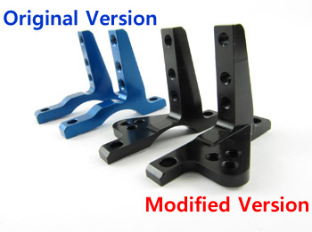Zepppin Racing TC6.1 Upper Clamp With Adj Roll-Center FR or RL