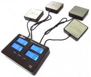 Zeppin Racing Digital Tweaker Scale Black