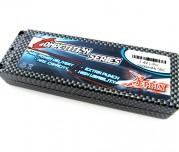 Zeppin Racing 5500mAh 50C 7.4v Banana Plug Carbon Case