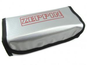 Zeppin Racing LiPo Safe Charging Bag 185x75x60mm