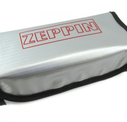 Zeppin Racing LiPo Safe Charging Bag 185x75x60mm