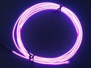 Zeppin Racing Pink EL Flex Wire Light 1.5M