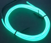 Zeppin Racing Green EL Flex Wire Light 1.5M
