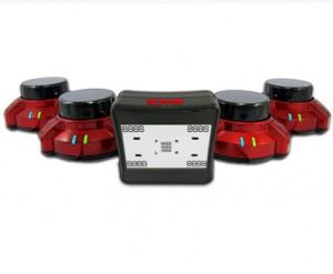 Zeppin Racing Digital Tweaker Scale Elite Red