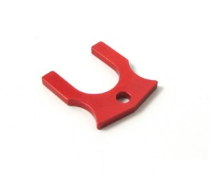 Zeppin Racing 2mm Shim 2pcs  for Spring Gauge